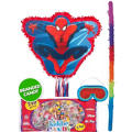 Pull String Amazing Spider-Man Pinata Kit