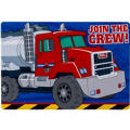 Tonka Truck Invitations 8ct