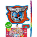 Pull String Dusty Planes Pinata Kit