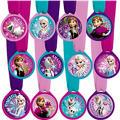 Frozen Award Medals 12ct