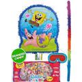 Pull String Patrick & SpongeBob Pinata Kit