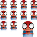 Spider-Man Finger Puppets 24ct