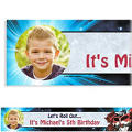 Transformers Core Custom Photo Banner