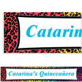 Custom Wild Leopard Banner 6ft