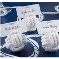 Nautical Rope Knot Place Card Holders
