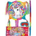 Add-a-Balloon Lisa Frank Rainbow Horse Pinata Kit