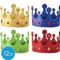 Rainbow Crowns 12ct