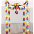 Rainbow Birthday Decorating Kit 3pc