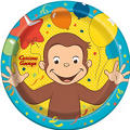 Curious George Party Su