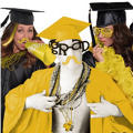 Graduation Spirit Yellow