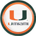 Miami Hurricanes Party Supplies