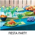 Chevron &  Dots Fiesta Party