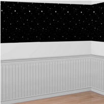 Starry Night Room Roll 40ft