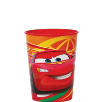 Bright Cars Favor Cup