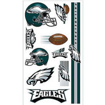 Philadelphia Eagles Tattoos 10ct