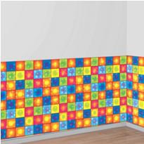 Disco Tile Room Roll 40ft