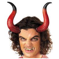 Hellion Horns with Teeth