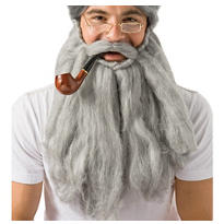 Father Time Grey Beard