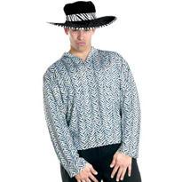 Pimp Shirt Silver
