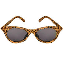 Vintage Cheetah Sunglasses