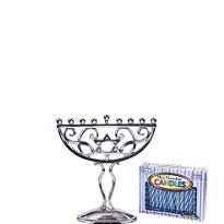 Little Menorah 4in