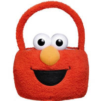 Plush Elmo Easter Basket