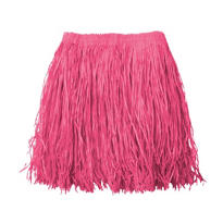 Adult Pink Mini Hula Skirt