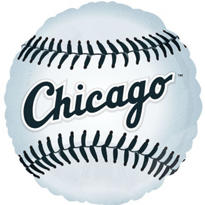 Chicago White Sox Foil Balloon 18in