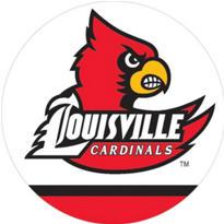 Louisville Cardinals Magnet