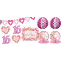 Sweet 16 Blossom Decorating Kit 10pc