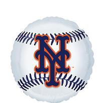 New York Mets Foil Balloon 18in