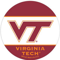 Virginia Tech Hokies Magnet