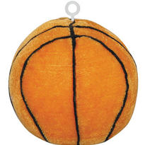 Basketball Plush Balloon Weight 4.4oz