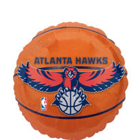 Atlanta Hawks Balloon 18in