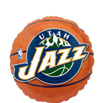 Utah Jazz Balloon 18in
