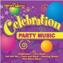 Celebration Party CD