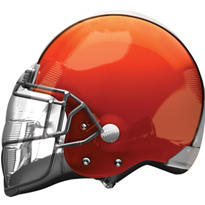 Cleveland Browns Helmet Foil Balloon 26in