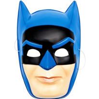Batman PVC Mask