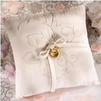 Eco Bamboo Fabric Ring Bearer Pillow