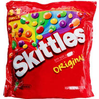 Skittles Gusset Bag 41oz