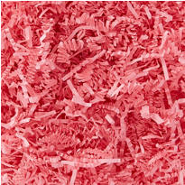 Pink Crinkle Paper Shreds