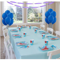 Little Mermaid Party Supplies Basic Party Kit