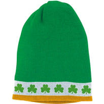 St. Patrick's Day Beanie
