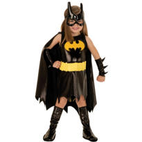 Toddler Girls Batgirl Costume - Batman