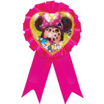 Minnie Mouse Award Ribbon