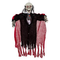Hanging Vampire Skeleton 39in