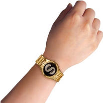 Bling Dollar Sign Watch