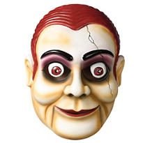 Ventriloquist Dummy Mask
