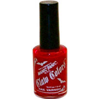 Manic Panic Blood Red Nail Polish