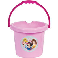 Disney Princess Treat Bucket 6in